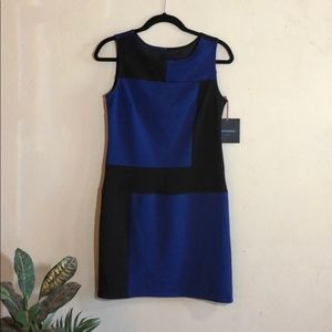 Cynthia Rowley shift dress sleeveless size 6 NWT.